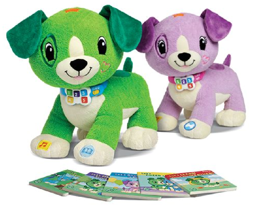 Read With Me Scout And Violet