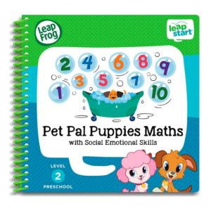 Pet Pal Puppies Maths Activity Book