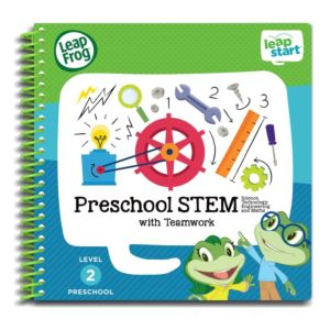 Preschool STEM Activity Book