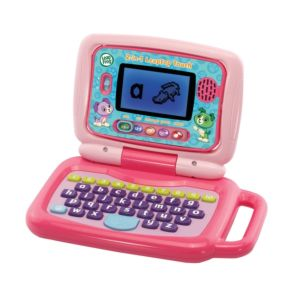 2 in 1 LeapTop Touch Laptop Pink