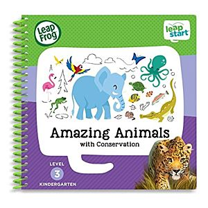 Amazing Animals Activity Book