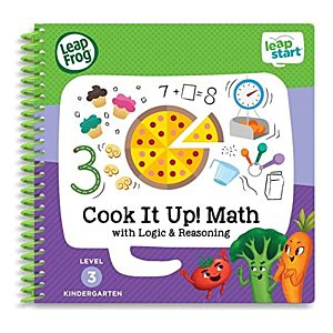 Cook it Up! Maths Activity Book