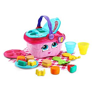 Shapes & Sharing Picnic Basket