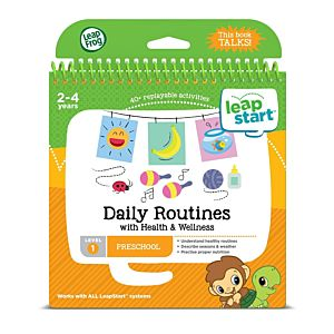 Daily Routines Activity Book