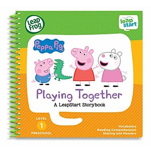 Leap Start Peppa Pig Playing Together