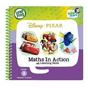 Pixar Pals Activity Book 3D