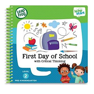 First Day of School Activity Book