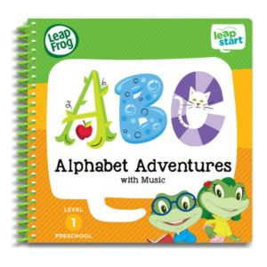 Alphabet Adventures Activity Book